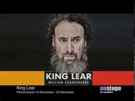 2 Amazing King Lear's - YouTube