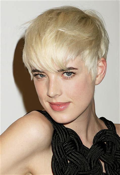 styles oscar platinum blonde hairstyles