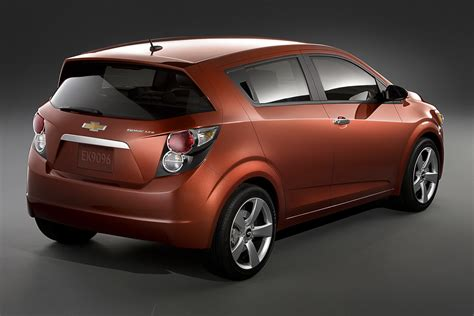 Chevrolet Selects The Naming Group For All-new Small Car