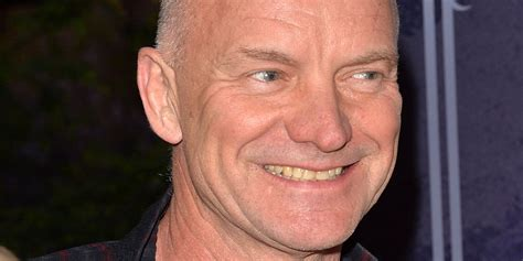Sting Just Cut Off His Kids, But They'll Be Fine