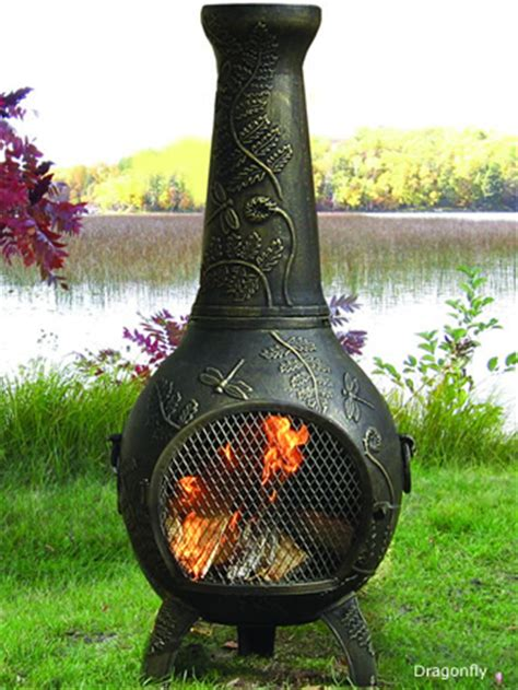 Cheap Chiminea - explain to me why i am for this idea