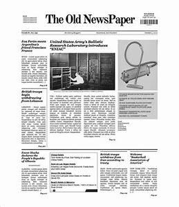 free newspaper template 10 blank google docs word With google docs newspaper template student
