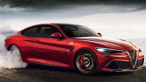 2019 Alfa Romeo Giulia Coupe : 2019 Alfa Romeo Giulia Coupe 641 Hp Is Coming !!