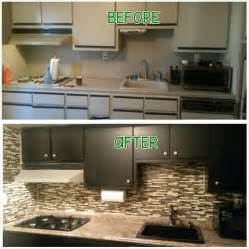 kitchen backsplash stick on tiles 8 best images about kitchen renovation on