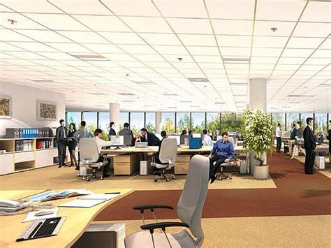 How To Boost Productivity By Changing Your Office Layout