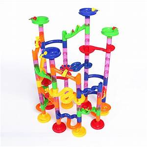 Magical Track Building Blocks Play Set Educational Diy
