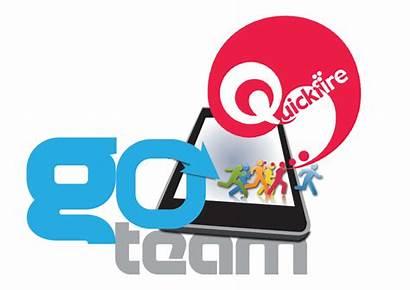Team Quickfire Goteam Icons Clipartmag