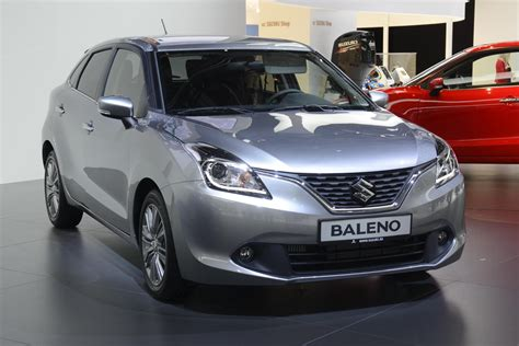 New Baleno Modification Accessories by All New Suzuki Baleno Debuts In Frankfurt With Bland