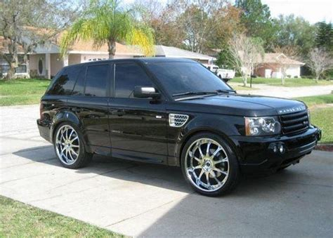 Land Rover Range Rover Modification by Yungjoe 2006 Land Rover Range Rover Specs Photos