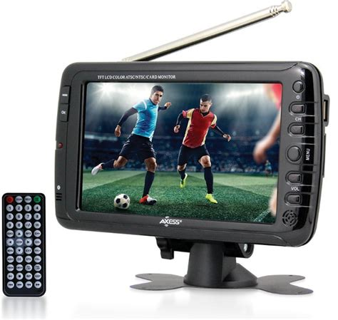 Battery Powered Tv Television