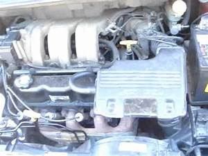 How to change a starter on a Dodge Caravan 1996 1997 1998