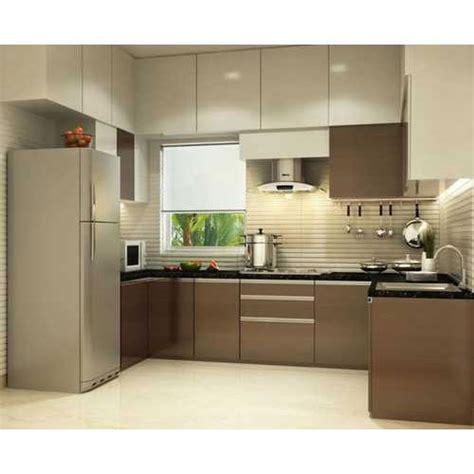 inside modular kitchen cabinets brown modular kitchen cabinet rs 2250 square