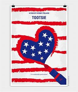 No646 My Tootsie minimal movie poster - CHUNGKONG