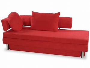 nubo red microfiber queen size sofa bed by at home usa With sofa bed name