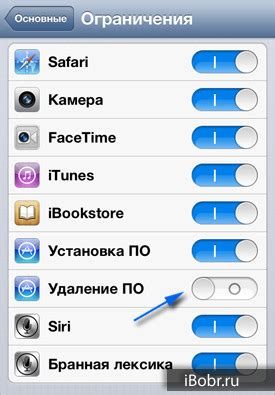 Приложения защиты на iphone