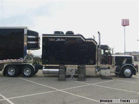 semi truck sleepers ultimatesemitrucks com mid america truck show 2008