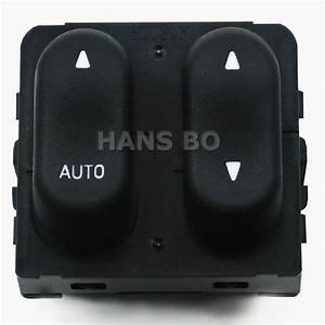Driver Power Window Switch For Ford F150 F250 F350 1999