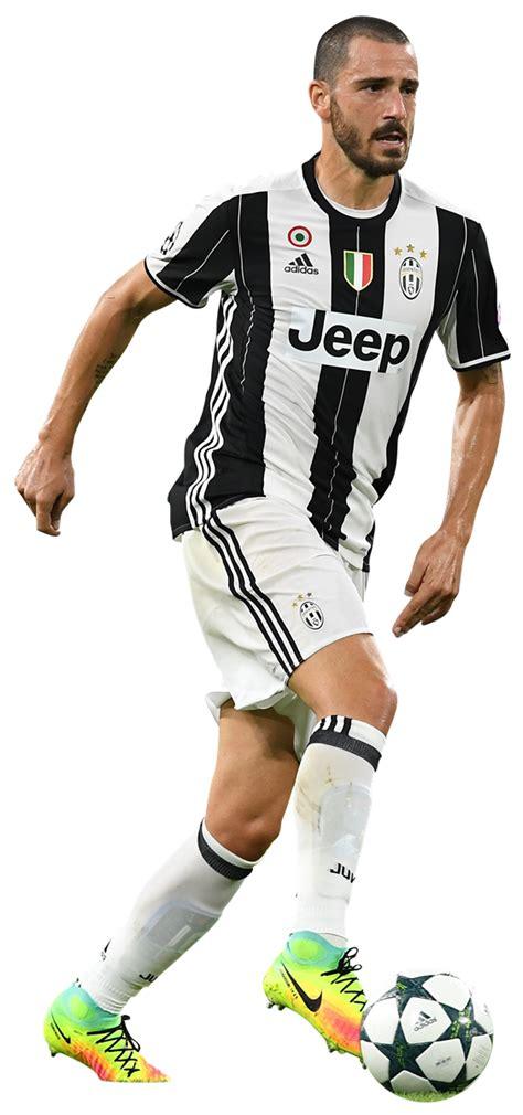 Leonardo Bonucci football render - 30519 - FootyRenders