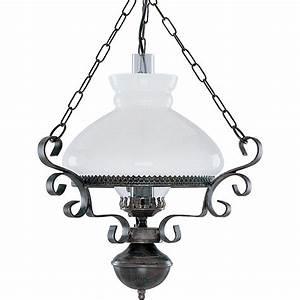 Rustic oil lantern style ceiling lights