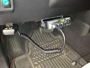 Cb Radio Install