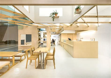 produce intersects  retail spaces  plywood planes