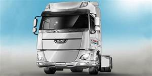 First Electric Truck By Vdl