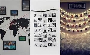 Fotos Aufhängen Ideen : fotowand selber machen ideen f r eine kreative ~ Lizthompson.info Haus und Dekorationen