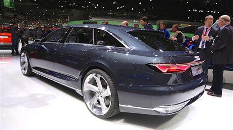 Audi Prologue Avant by Audi Prologue Avant Concept Live Photos And 2015