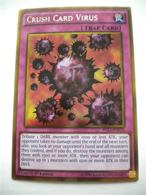 cards yu gi oh rare card gold premium numbers pgl2 mint