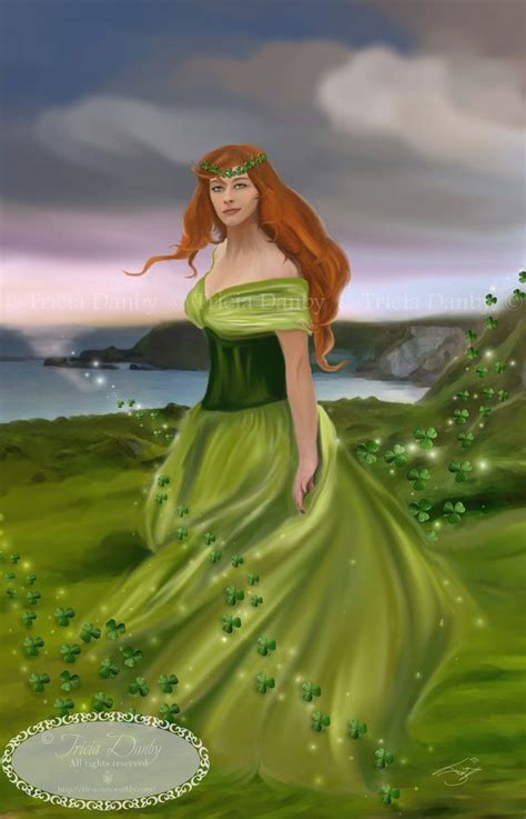 Eriu She is the matron Goddess of Ireland and daughter of ...