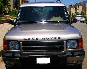 old car manuals online 2001 land rover discovery series ii transmission control front view of a 2001 land rover discovery classic cars today online