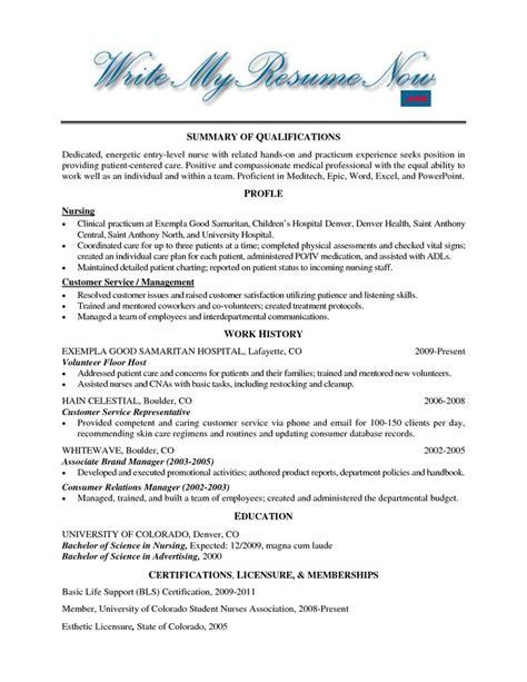 volunteer work on resume hospital volunteer resume exle hospital volunteer resume exle http www