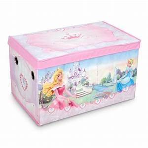 Aufbewahrungsbox Für Kinder : disney princess toy box canvas aufbewahrungsbox ~ Whattoseeinmadrid.com Haus und Dekorationen