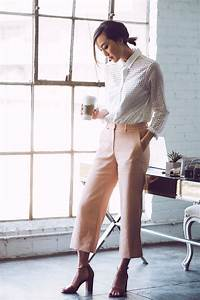 3 Summer Work Outfits - The Chriselle Factor