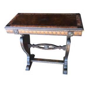 sofa kiel antique sofa table by kiel furniture co chairish