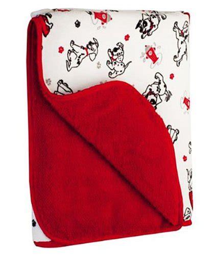 Cocalo Bedding Set by Disney 101 Dalmatians Sherpa Baby Blanket Umayah8