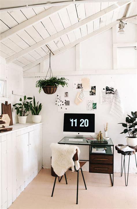 photo deco bureau 40 idées déco pour aménager un bureau à la maison