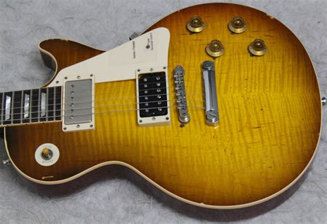 gibson les paul custom shop murphy aged jimmy page 2 number two 2 59 1959 ebay