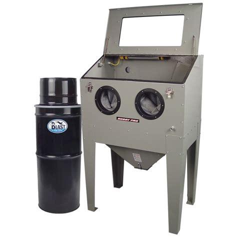 hobby pro hp 75 blast cabinet vac 50 hepa vacuum kit