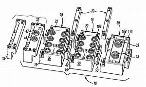 patent us8074680 modular electrical bus system with With circuit board with ground bus installed