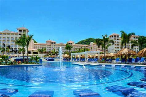 Hotel Riu Guanacaste (playa Matapalo, Costa Rica)