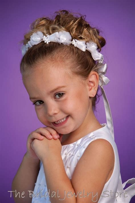 17 best images about flower girl hairstyles on pinterest