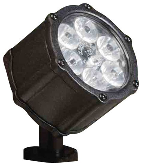 kichler lighting 15743bkt textured black landscape led