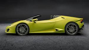 Lamborghini Huracan Spyder : lamborghini huracan spyder goes rear wheel drive for 2017 car magazine ~ Medecine-chirurgie-esthetiques.com Avis de Voitures