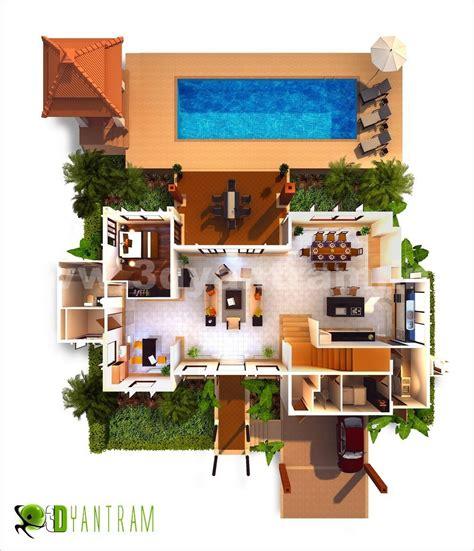 top photos ideas for 3rd floor design 3d walkthrough interior exterior rendering design view