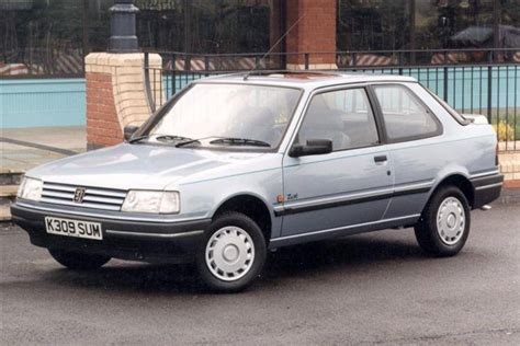 309 best for the home peugeot 309 1986 1994 used car review car review
