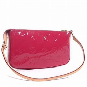 Pochette Or Rose : louis vuitton vernis pochette accessories nm indian rose 78674 ~ Teatrodelosmanantiales.com Idées de Décoration
