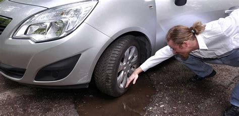 How To Claim For Pothole Damage To Your Car