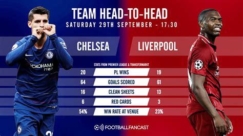 Liverpool Chelsea Football Match