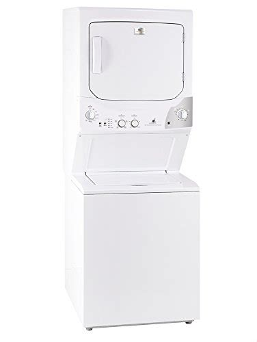 white westinghouse by electrolux mktg15gnawb laundry center stack washer dryer 220 volts 50hz